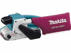 makita bandschuurmachine