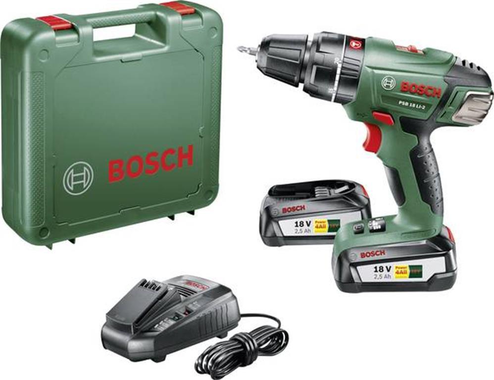 Bosch PSB 18 LI-2 – beste Bosch accuboormachine