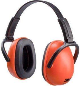 3M gehoorkap vouwbaar Oranje 28 dB