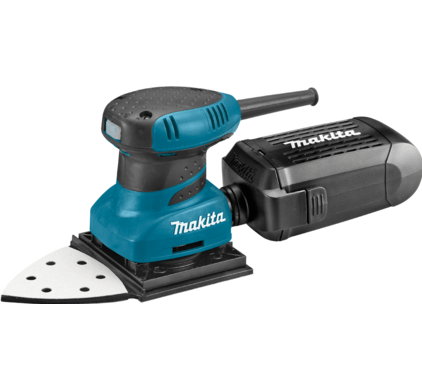 makita schuurmachine trap kozijn