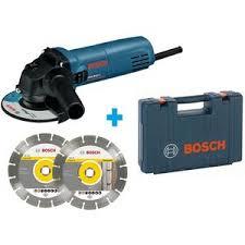Bosch GWS 850 C; geschikt voor schijven van 125 mm