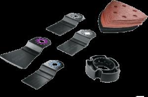 bosch multitool accessoires