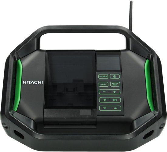 Hitachi bouwradio