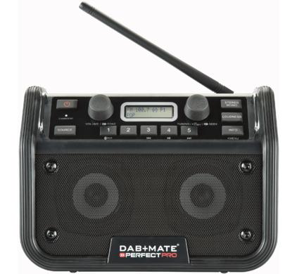 Perfectpro dab+ bouwradio