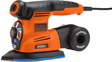 Black & Decker multischuurmachine