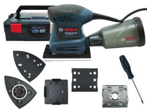 Bosch GSS 160-1 A 3 in 1