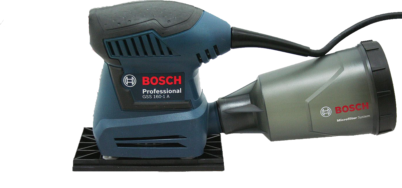 Bosch GSS 160-1 multischuurmachine