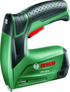 Bosch PTK 3.6 Li - Handige nietmachine voor kleine klussen