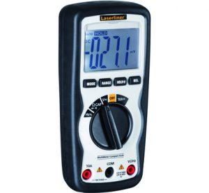 Laserliner MultiMeter-Compact – de allerbeste multimeter