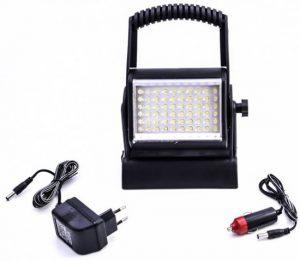 Hofftech werklamp - hobbylamp 60 LED - De beste hobbylamp, onder de 20 euro.