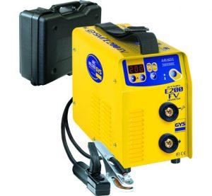GYS GYSMI E200 FV - Beste toestel voor elektrodelassen