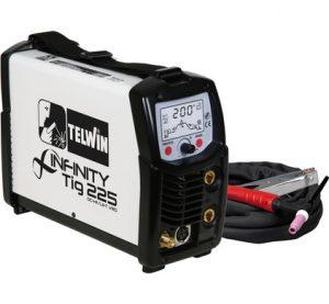 Telwin Infinity TIG 225 DC-HF LIFT VRD