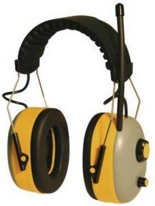 Kerbl met radio