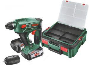 Bosch Uneo Maxx Systembox accuboorhamer
