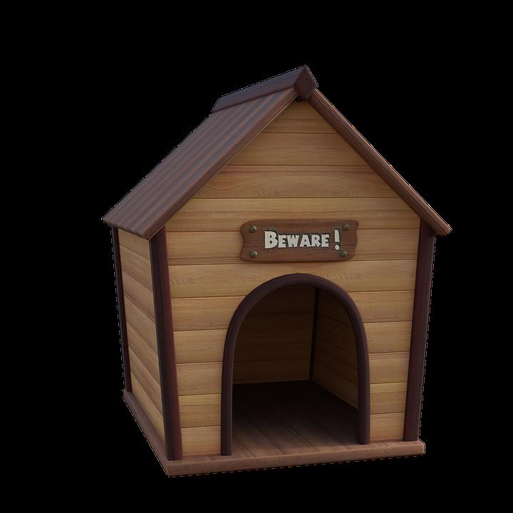 Zelf hondenhok bouwen