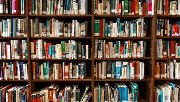 Boekenkast blog