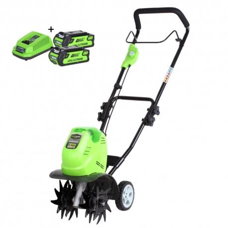 Greenworks G40TLK2X