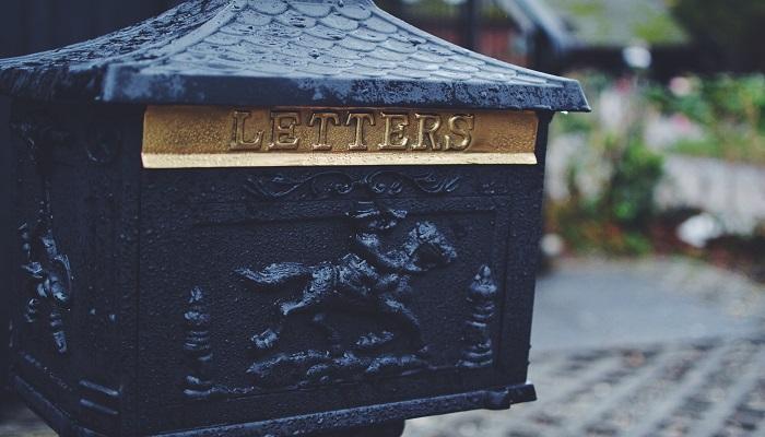 Zelf een brievenbus maken