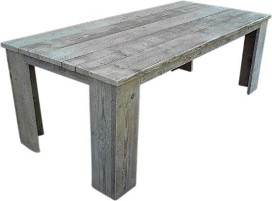 Maken van een steigerhouten tafel