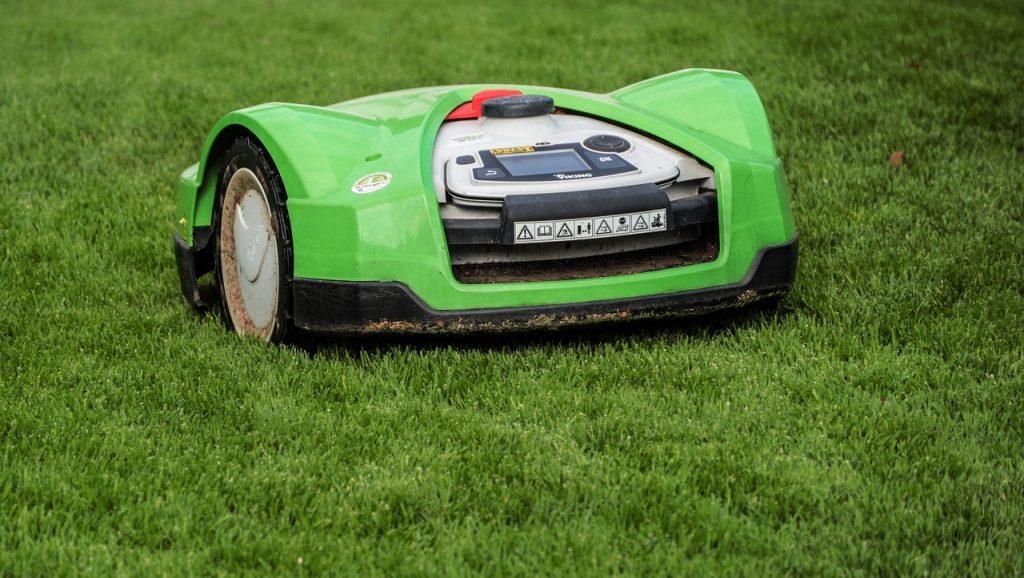 Wanneer gras maaien