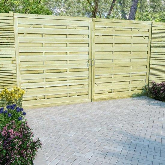 Zelf houten poort maken